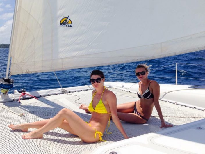 Doyle sailmaker world jib girls